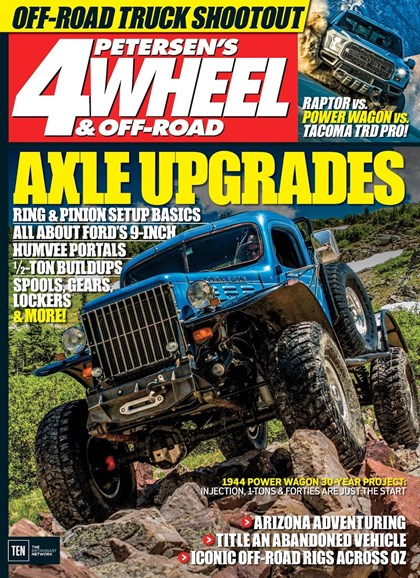 4 Wheel & Off-Road Cover - 5/1/2017