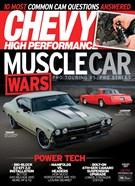 Chevy High Performance Magazine 8/1/2017