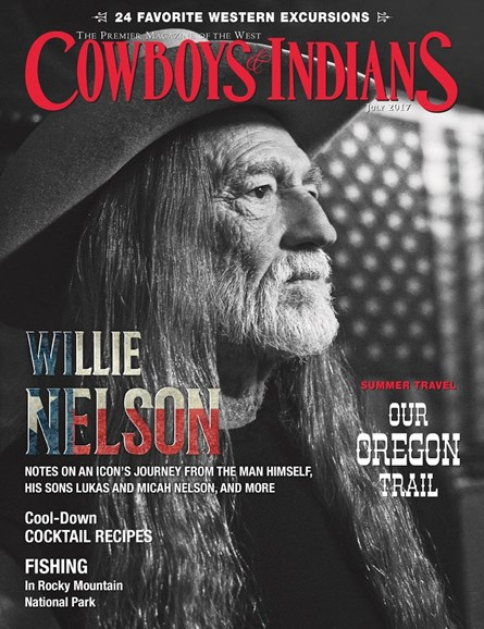 Cowboys & Indians Cover - 7/1/2017