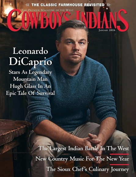 Cowboys & Indians Cover - 1/1/2016