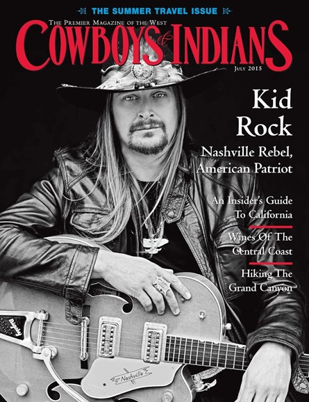 Cowboys & Indians Cover - 7/1/2015