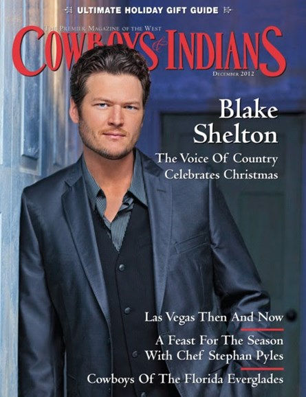 Cowboys & Indians Cover - 12/1/2012