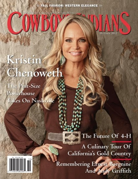 Cowboys & Indians Cover - 10/1/2012