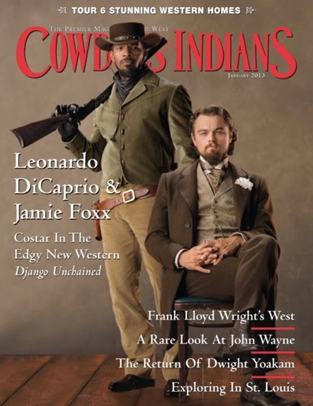 Cowboys & Indians Cover - 1/1/2013
