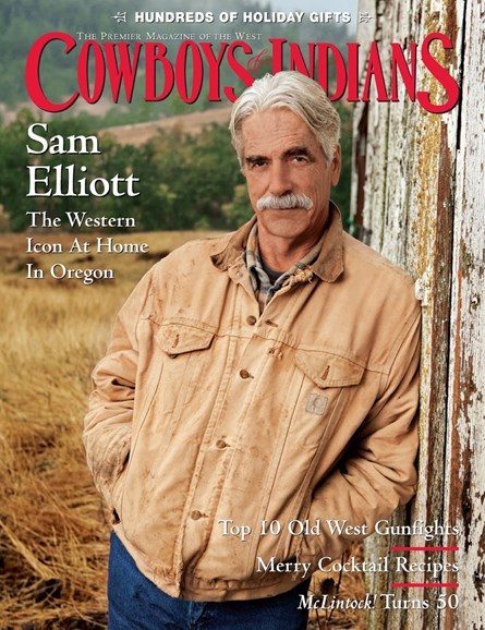 Cowboys & Indians Cover - 11/1/2013
