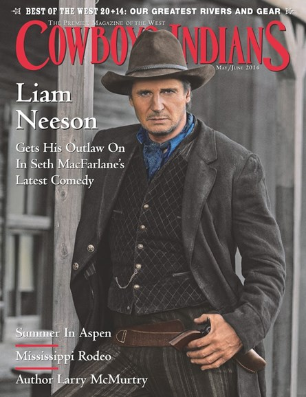 Cowboys & Indians Cover - 5/1/2014