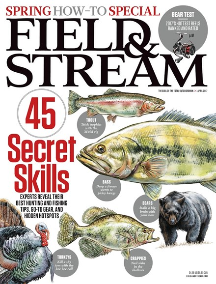 Field & Stream Cover - 4/1/2017