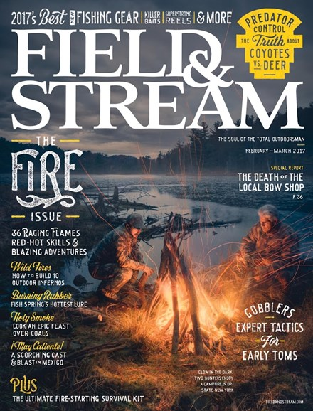 Field & Stream Cover - 2/1/2017