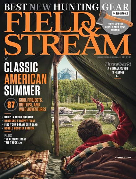 Field & Stream Cover - 6/1/2017
