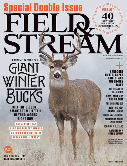 Field & Stream Cover - 12/1/2016