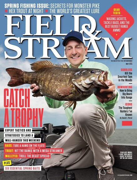 Field & Stream Cover - 5/1/2015
