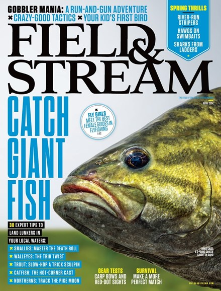 Field & Stream Cover - 4/1/2014