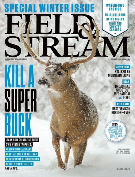 Field & Stream Cover - 12/1/2014