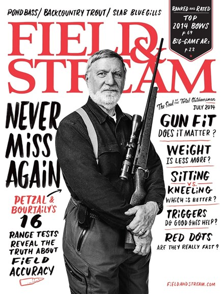Field & Stream Cover - 7/1/2014