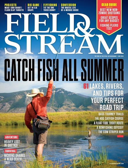 Field & Stream Cover - 6/1/2014