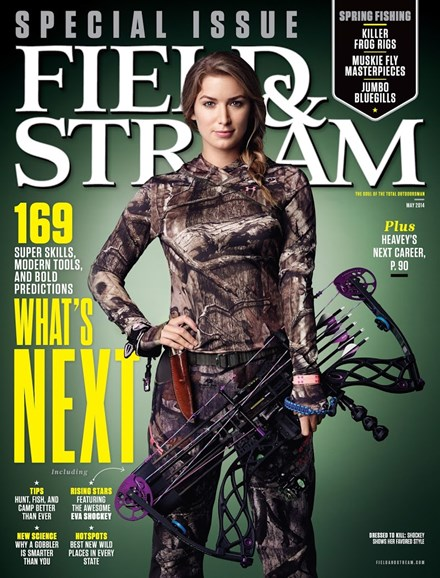 Field & Stream Cover - 5/1/2014