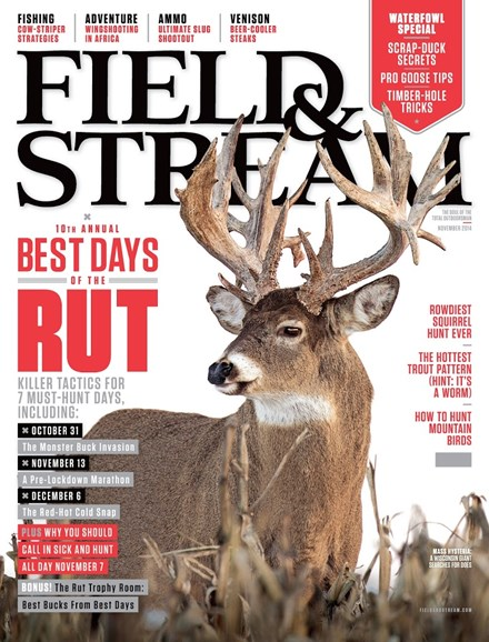 Field & Stream Cover - 11/1/2014