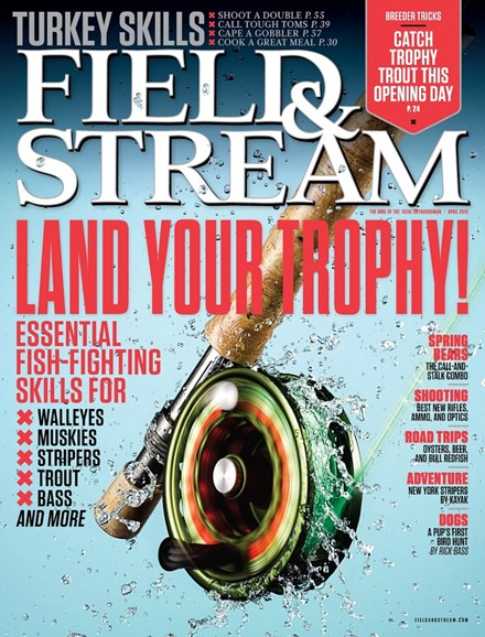 Field & Stream Cover - 4/1/2013