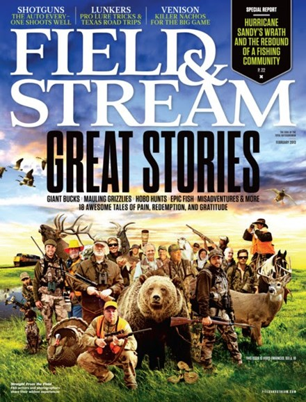 Field & Stream Cover - 2/1/2013