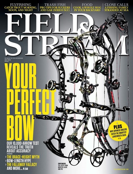 Field & Stream Cover - 7/1/2013