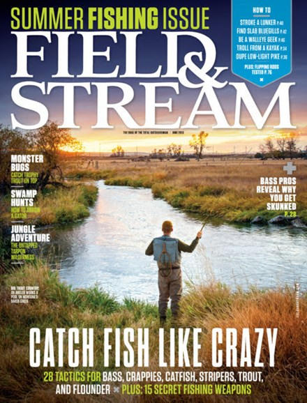 Field & Stream Cover - 6/1/2013