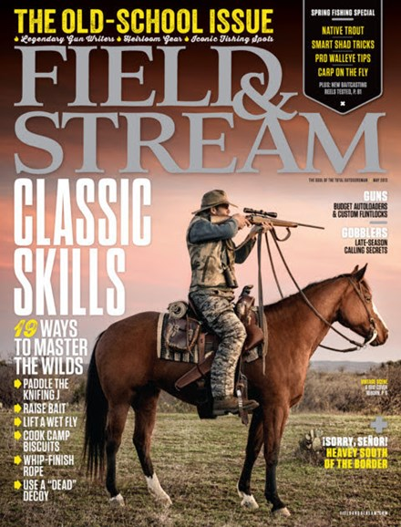 Field & Stream Cover - 5/1/2013