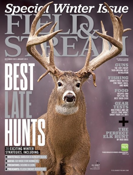 Field & Stream Cover - 12/1/2012