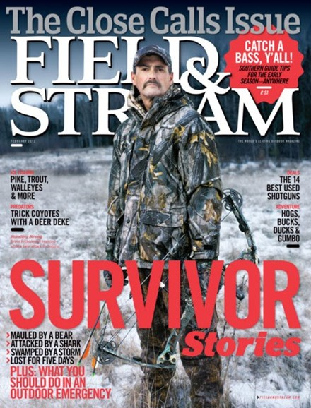 Field & Stream Cover - 2/1/2012