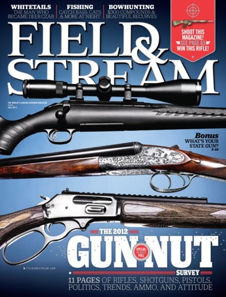 Field & Stream Cover - 7/1/2012