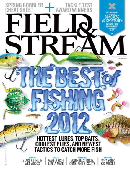 Field & Stream Cover - 3/1/2012
