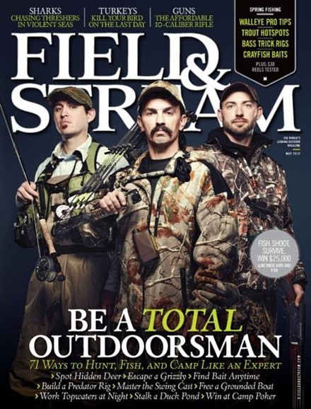 Field & Stream Cover - 5/1/2012