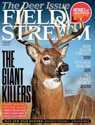 Field & Stream Magazine 10/1/2012