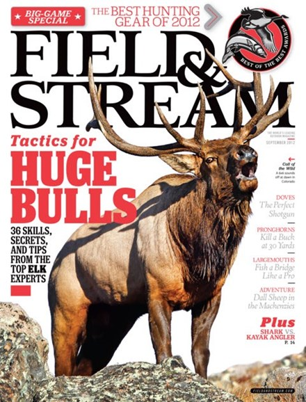 Field & Stream Cover - 9/1/2012