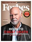 Forbes Magazine 2/28/2017