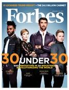Forbes Magazine 1/24/2017