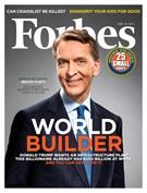 Forbes Magazine 5/16/2017
