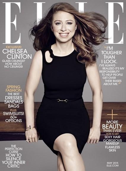 ELLE Cover - 5/1/2015