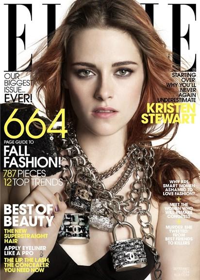 ELLE Cover - 9/1/2014