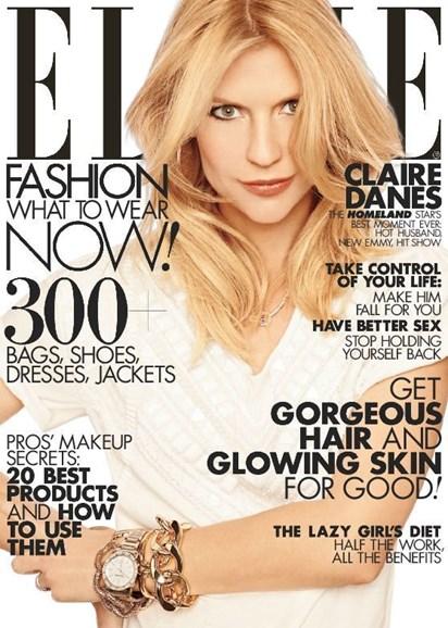 ELLE Cover - 2/1/2013