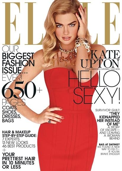 ELLE Cover - 9/1/2013