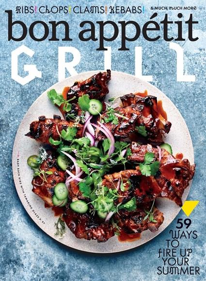 Bon Appétit Cover - 6/1/2017
