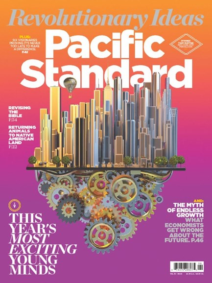 Pacific Standard Cover - 5/1/2017