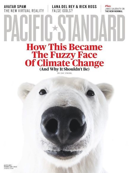 Pacific Standard Cover - 1/1/2013