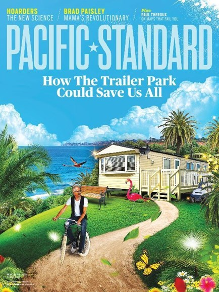 Pacific Standard Cover - 5/1/2013
