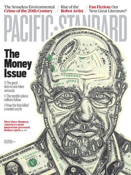 Pacific Standard Cover - 11/1/2013