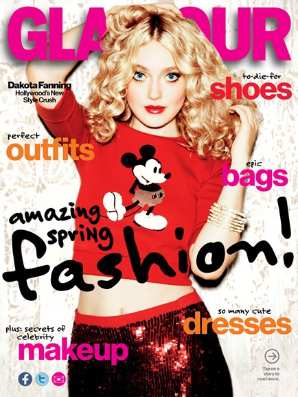 Glamour Cover - 3/1/2013