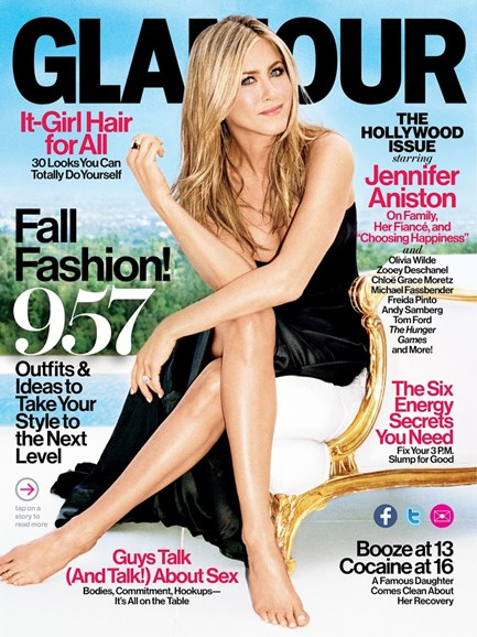 Glamour Cover - 9/1/2013