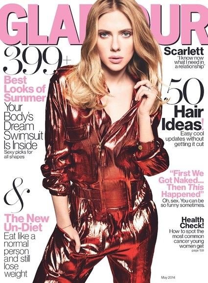 Glamour Cover - 5/1/2014