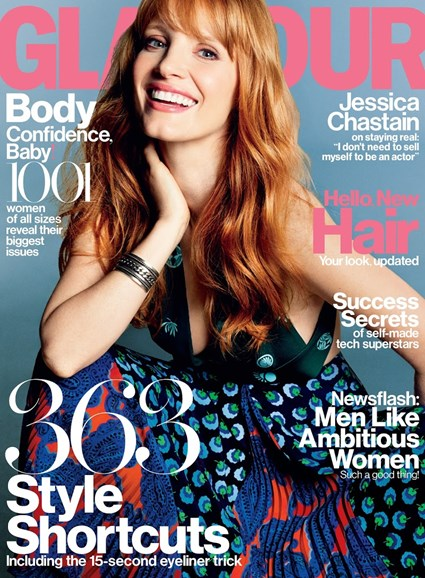Glamour Cover - 11/1/2014