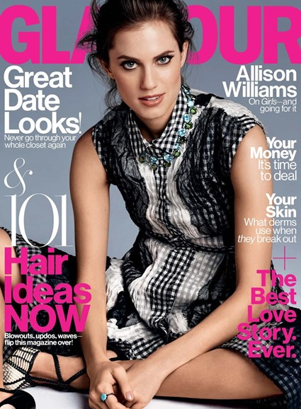Glamour Cover - 2/1/2015
